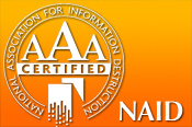 NAID National Association for Information Destruction