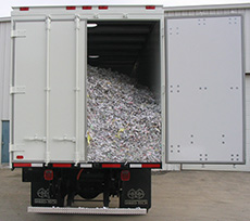 Bulk Clean Out Paper Shredding Services in North Dakot & Minnesota